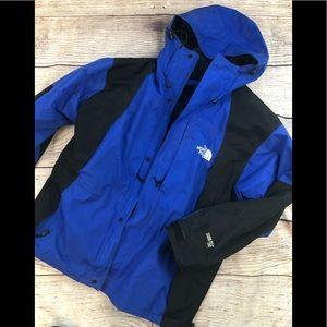 North Face Gore Tex summit series jacket coat L